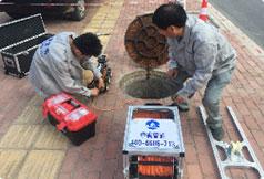 管道检测设备配套