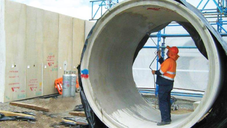 PCCP管道内部的钢筋腐蚀,导致管道爆裂,中赛管道告诉你预防方案
