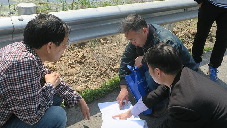 中赛管道为新乡县二支排截污管道及检查井清淤的施工案例