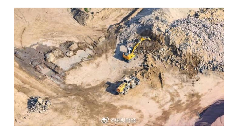 全球面临沙子资源枯竭,建筑工程每年消耗超400亿吨沙子