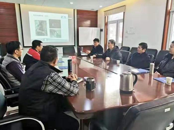 天津排水处技术交流
