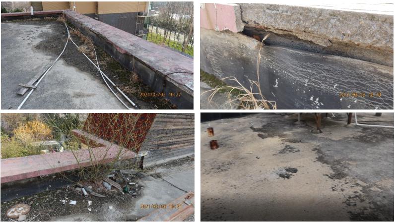 幼儿园屋面产业集群冗余 密封防水施工方案-郑赛修护